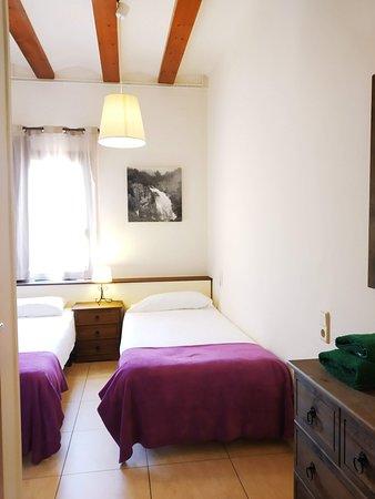 Gualba, España: Habitación doble , Cal Metge