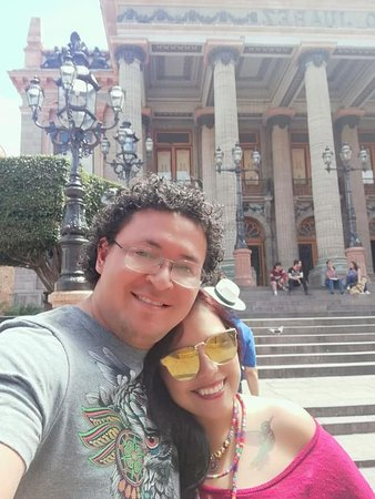 Guanajuato, Mexiko: Teatro Jaurez