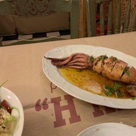 Heerlijk lokaal Grieks eten!