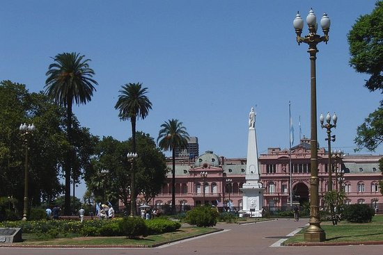 Buenos Aires Sightseeing City Tour – fénykép