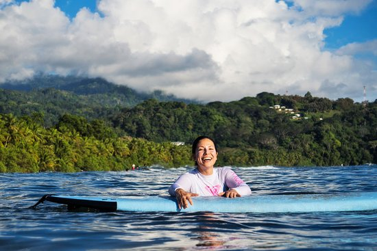 Happiness is a surf and yoga camp in Costa Rica