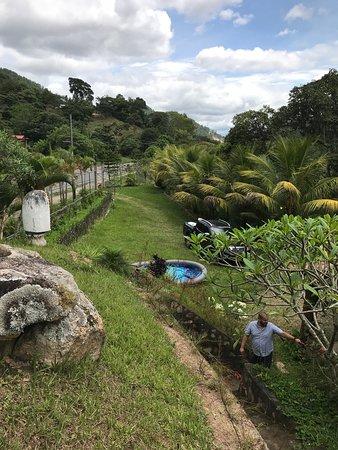 Nueva Segovia Department, Nicaragua: Entrada a la Quinta La Riviera