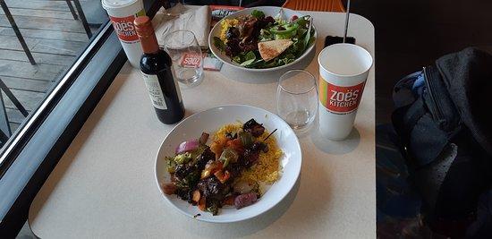 Zoes Kitchen Dallas 8018 Park Ln Menu Prices Restaurant Reviews Order Online Food Delivery Tripadvisor
