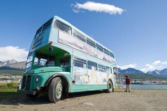 Ushuaia dubbeldekker bustour