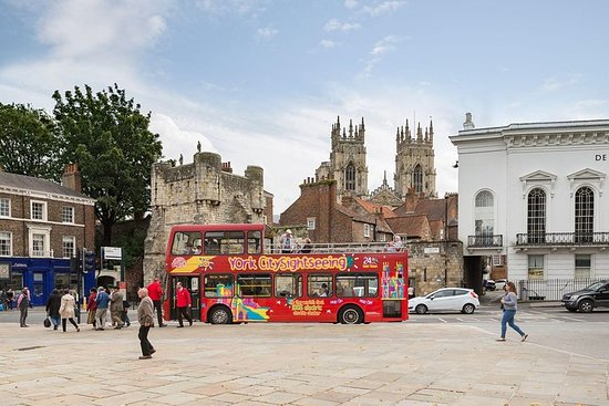 City Sightseeing York Hop-On Hop-Off ...