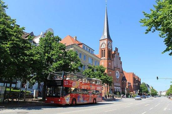 Circuit en bus City Sightseeing à arrêts multiples à Kiel
