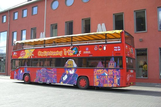 Stad Sightseeing Trier Hop-On Hop-off ...