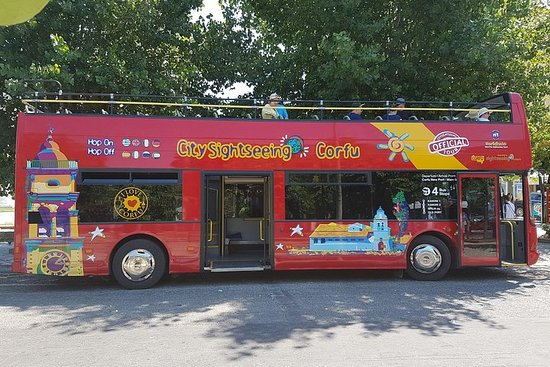 Foto City Sightseeing Corfu Hop-On Hop-Off Bus Tour