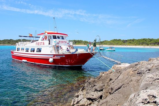 Excursión de día completo en barco...