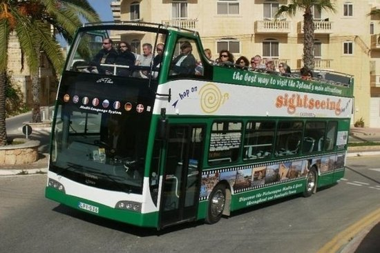 Tour Hop-On Hop-Off di Gozo Sightseeing