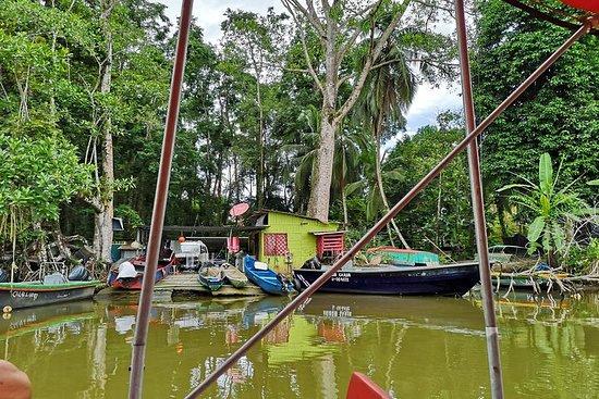 Canal Tortugerro avec l'équipe Redfrog
