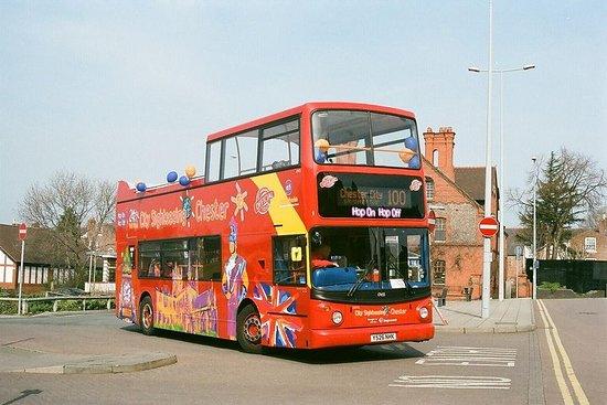 Recorrido en autobús por la ciudad de...