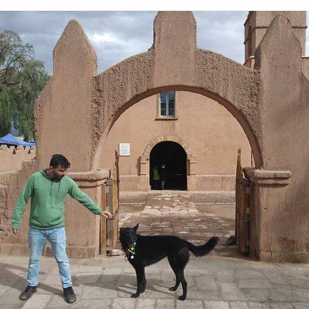 San Pedro de Atakama, Chile: Igreja San pedro de Atacama