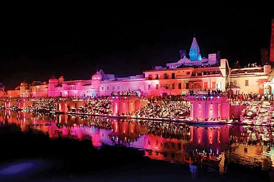 Lucknow Ayodhya Tour By Red Chillies
