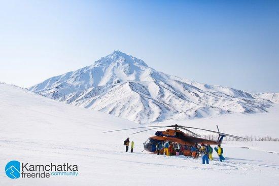 Kamchatka Freeride Community