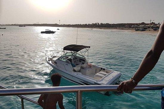 Speedboat Sunset Experience med vin