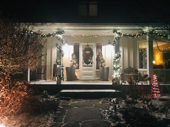 Glen Huron, Kanada: Exterior entrance to Inn