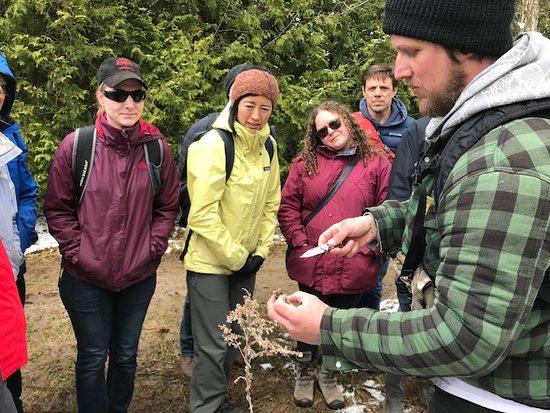 Glen Huron, Kanada: Onsite Pre Booked wild life Tours with Georgian Bay Wildlife