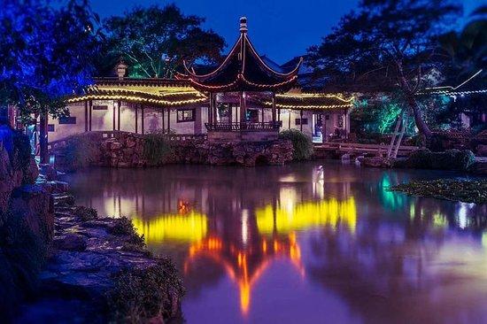 Suzhou privat tur fra Shanghai med...