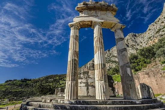 ''Delphi - The navel of the earth''
