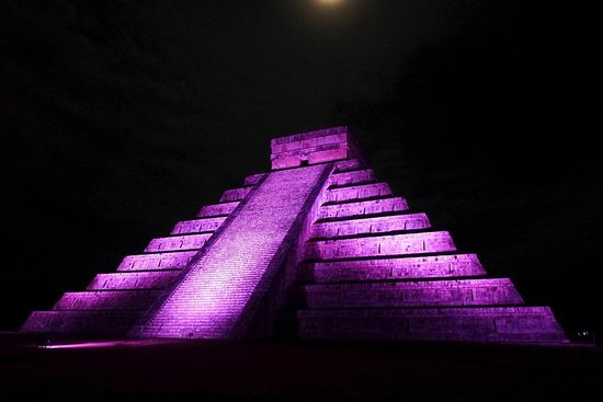 Visita Chichen Itza Magical Nights of