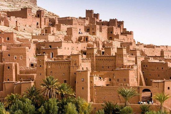 Kasbah Ait-Ben-Haddou - Marrakech...