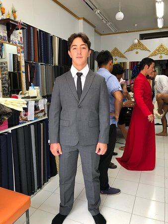 Best Tailor in Krabi King's Fashion Tailor krabi  www.kings-fashion.com