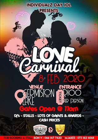 Vosloorus, South Africa: Meet great people, vibes music and fun games . It's a type kinda love story things ! Be a date or have a date come let's have fun 08 February