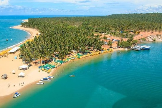 Southern Beaches (French, Barra de Sao Miguel and Gunga) (GTE tours)