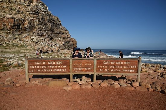 Tour privado: Cabo de Buena Esperanza...