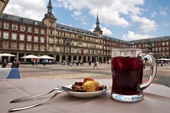 Experiencia de vino y comida en Madrid