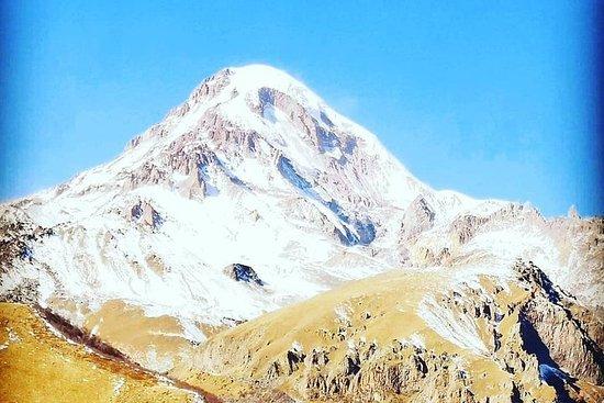 Excursão de um dia ao Monte Kazbegi...