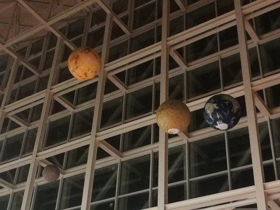 planetario Giovan Battista Amico