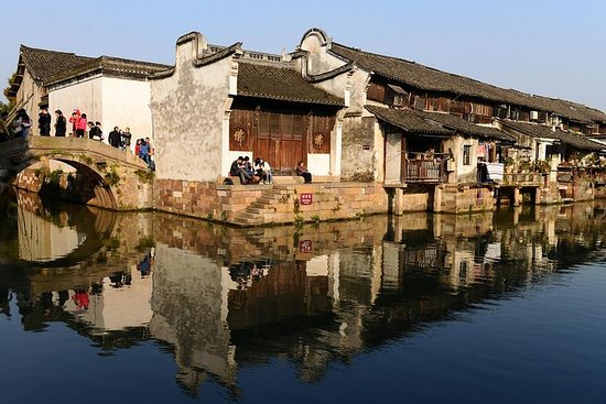 Private Tour to Wuzhen Water Town from...