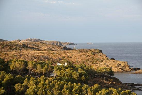 Portlligat, España: Вид