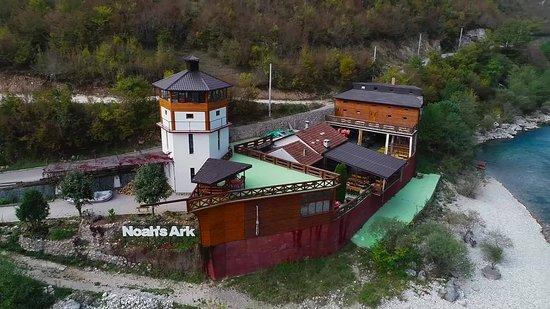 Rafting centar Dzajica buk