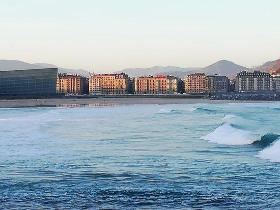 Hotel Arrizul Beach, hoteles en San Sebastián - Donostia