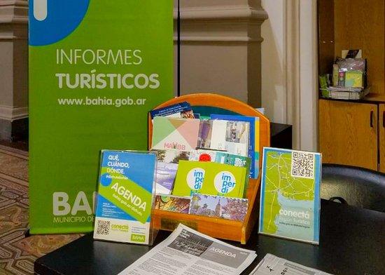 Oficinas de Informes Turisticos