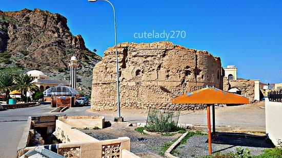 תמונה ממחוז אל-בטינה