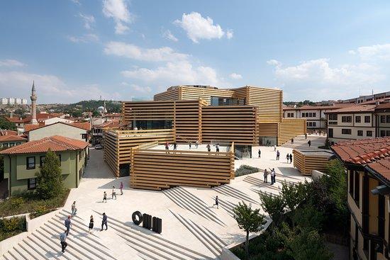 OMM - Odunpazari Modern Museum