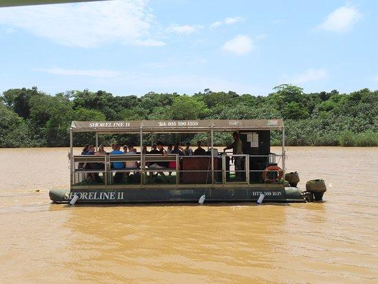 Hippo River tour-St Lucia- Heritage tours