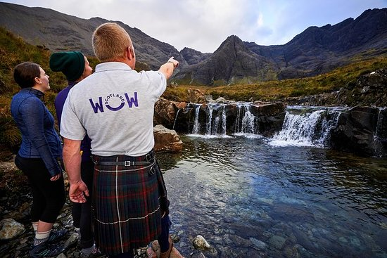 The Ultimate Isle of Skye Day Tour
