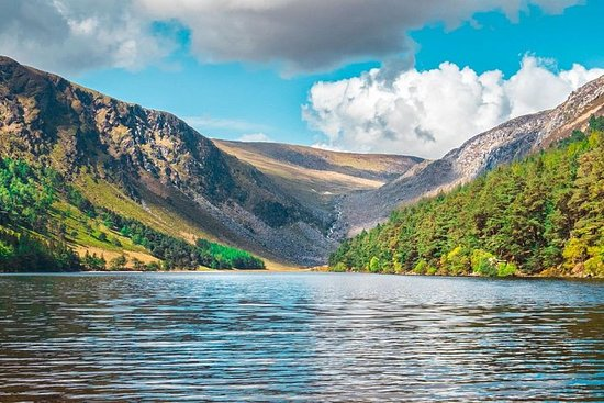 Glendalough and Wicklow Mountains Half...