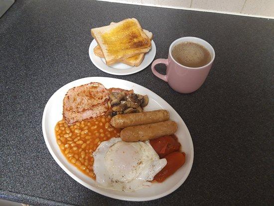 Medium english breakfast