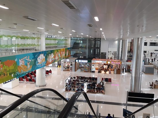 Kannur International Airport Address: Mattannur, Kannur - Mattannur Rd, Kerala 670702 Code: CNN