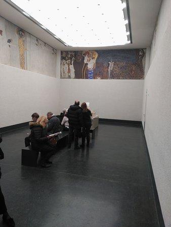 El Friso de Beethoven de Klimt