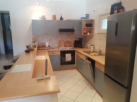 Promajna, โครเอเชีย: Küche