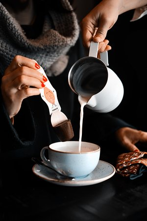 chocolate en taza bio