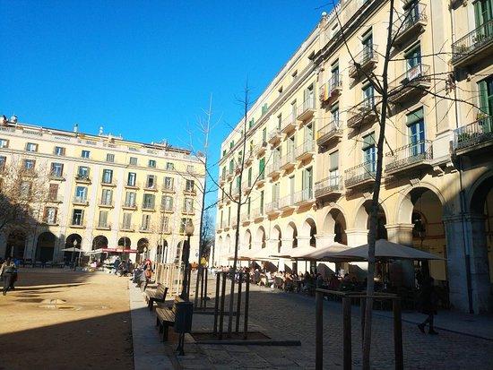 Statue Of Girona