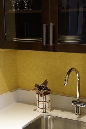 a kitchen detail